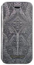Christian Lacroix Paseo Folio Case Silver (iPhone 6)