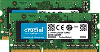 Crucial 16GB Kit SO-DIMM DDR3 PC3-10600 CL9 (CT2K8G3S1339M)