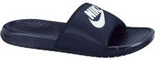 Nike Benassi JDI midnight navy/windchill