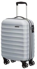 American Tourister Palm Valley Spinner 55 cm metallic silver