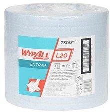 Kimberly-Clark WYPALL L30 Wischtücher Grossrolle blau (7300)