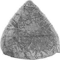 Magma Heimtex Fluffy L mittelgrau