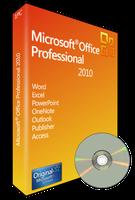 Microsoft Office 2010 Professional (Multi) (Win) (ESD)