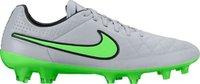 Nike Tiempo Legend V FG wolf grey/green strike
