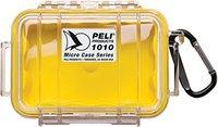 Peli 1010 Micro Case gelb