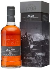 Tobermory Ledaig 18 Jahre Old Limited Release 0,7 46,3%