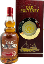Old Pulteney 35 Jahre in Holzkiste 0,7l 42,5%