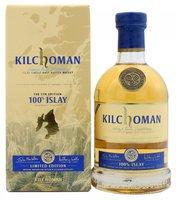 Kilchoman 100% Islay 5th Edition 0,7l 50%