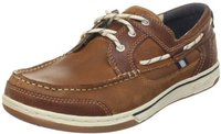Sebago Triton Three-Eye british tan/brown leather