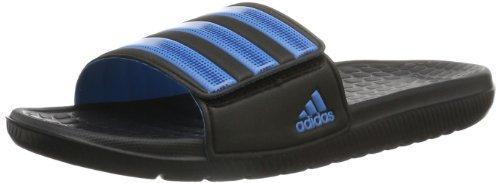 Adidas Alquo Vario Slipper black/tribe blue/solar blue