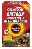 Celaflor Rattolin Ratten & Mäuse Köderblöcke 400 g