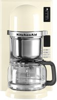 KitchenAid 5KCM0802EAC Contur-Silber