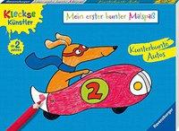 Ravensburger Mein erster bunter Malspaß: Kunterbunte Autos