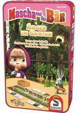 Schmidt Spiele Mascha und der Bär: Ärger im Garten