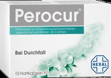 Hexal Perocur Hartkapseln (10 Stk.)