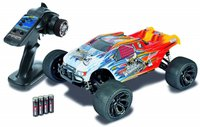 Carson 1:10 X10NT Nitro Rock Warrior 2,4 GHz RTR
