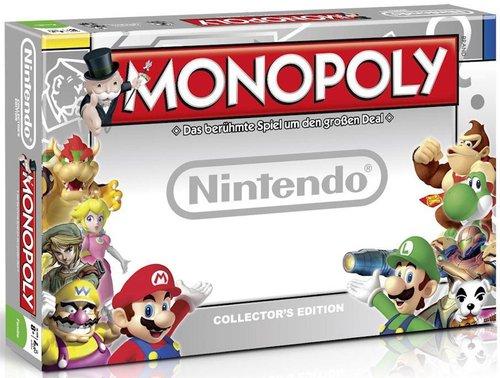 Winning Moves Monopoly Nintendo