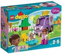 LEGO Duplo - Doc McStuffins Rosie der Krankenwagen (10605)