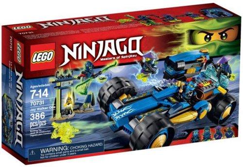 LEGO Ninjago - Jay Walker One (70731)