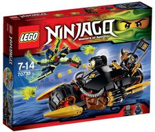 LEGO Ninjago - Cole's Donner-Bike (70733)