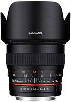 Samyang 50mm f1.4 AS UMC [Samsung NX]