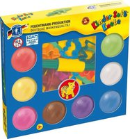 Feuchtmann Kinder Soft Knete Maxi Creativ Set