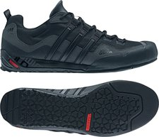 Adidas Terrex Swift Solo semi solar yellow/core black/base green