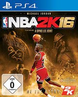 NBA 2K16: Michael Jordan Edition (PS4)