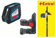 Bosch GLL 2-50 + BM1 + BT350