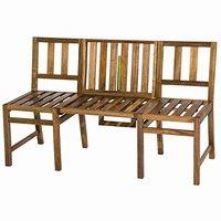 Siena Garden Menton 3-Sitzer (Akazie)