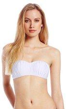 Seafolly Goddess Kiara Bustier white