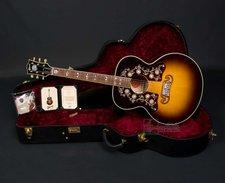 Gibson Custom SJ-200 Bob Dylan Player's Edition
