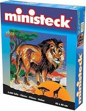 Ministeck Afrika: Löwe