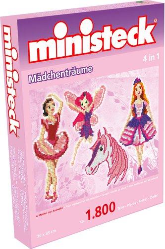 Ministeck Mädchenträume 4 in 1