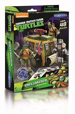 Jazwares Teenage Mutant Ninja Turtles Paper Craft Shellraiser (48 Teile)