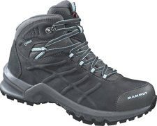 Mammut Nova Mid II GTX Women graphite/light carribean