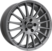 OZ-Racing Superturismo GT (7x17) grigio corsa