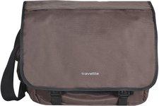 Travelite Basics Messenger brown (96248)