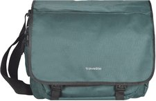 Travelite Basics Messenger green (96248)