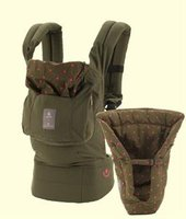 Ergobaby Carrier Original - von Geburt an Paket bellybutton - lucky star olive