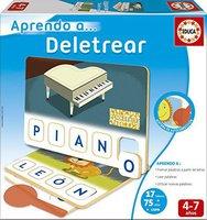 Educa Aprendo a... deletrear (spanisch)