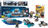 Skylanders: Superchargers Racing - Dark Edition Starter Pack (Wii)