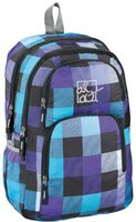 Hama All Out Kilkenny Rucksack carribean check