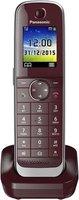 Panasonic KX-TGJA30EXR Mobilteil weinrot