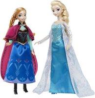 Mattel Die Eiskönigin - Klassik Kollektion Anna & Elsa Geschenkset