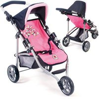 Bayer Chic Jogging-Buggy Lola - butterfly
