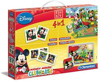Clementoni Edukit 4 in 1 Mickey (13795)