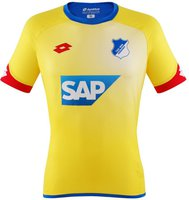 Lotto TSG 1899 Hoffenheim Away Trikot 2015/2016