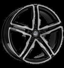 Wheelworld WH11 (8,5x19) schwarz hochglanzpoliert