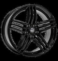 Wheelworld WH12 (8x18) schwarz glänzend